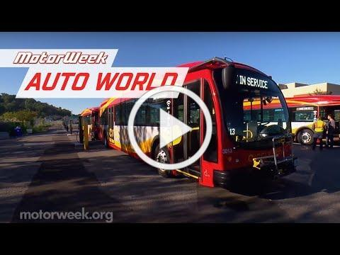 Auto World: D.C. EV Busses