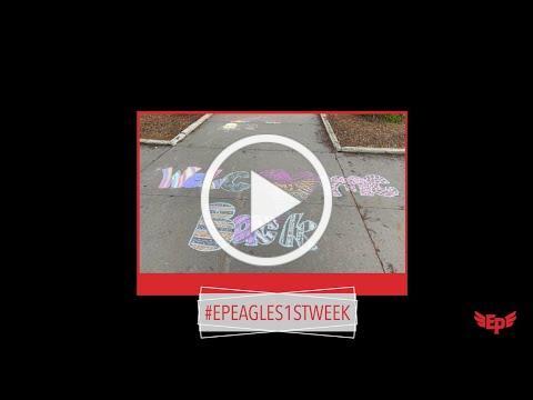 #EPEagles1stWeek 2020