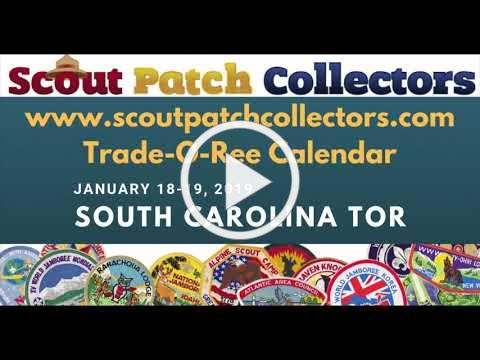 2019 South Carolina Boy Scout Trade-O-Ree
