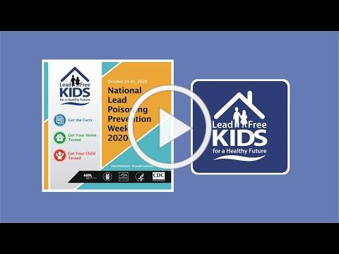 National Lead Poisoning Prevention Week - 2020