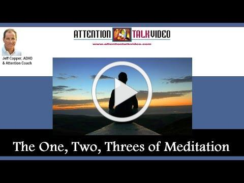 An ADHD Meditation Tip for Those Who Struggle