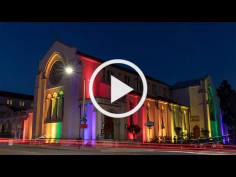Light up the Cathedral - An Interfaith Pride Celebration