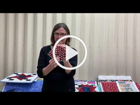 OCT (Month 12) $5 Quilt Sewing Instructions