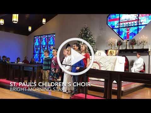 Children's Choir : January 6th, 2019