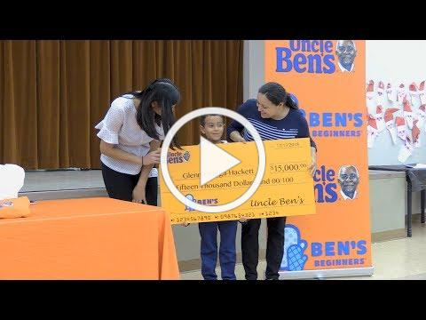 Witter Ranch Elementary student wins the