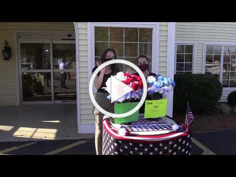 WB Council on Aging Veterans Day Drive-Thru Luncheon