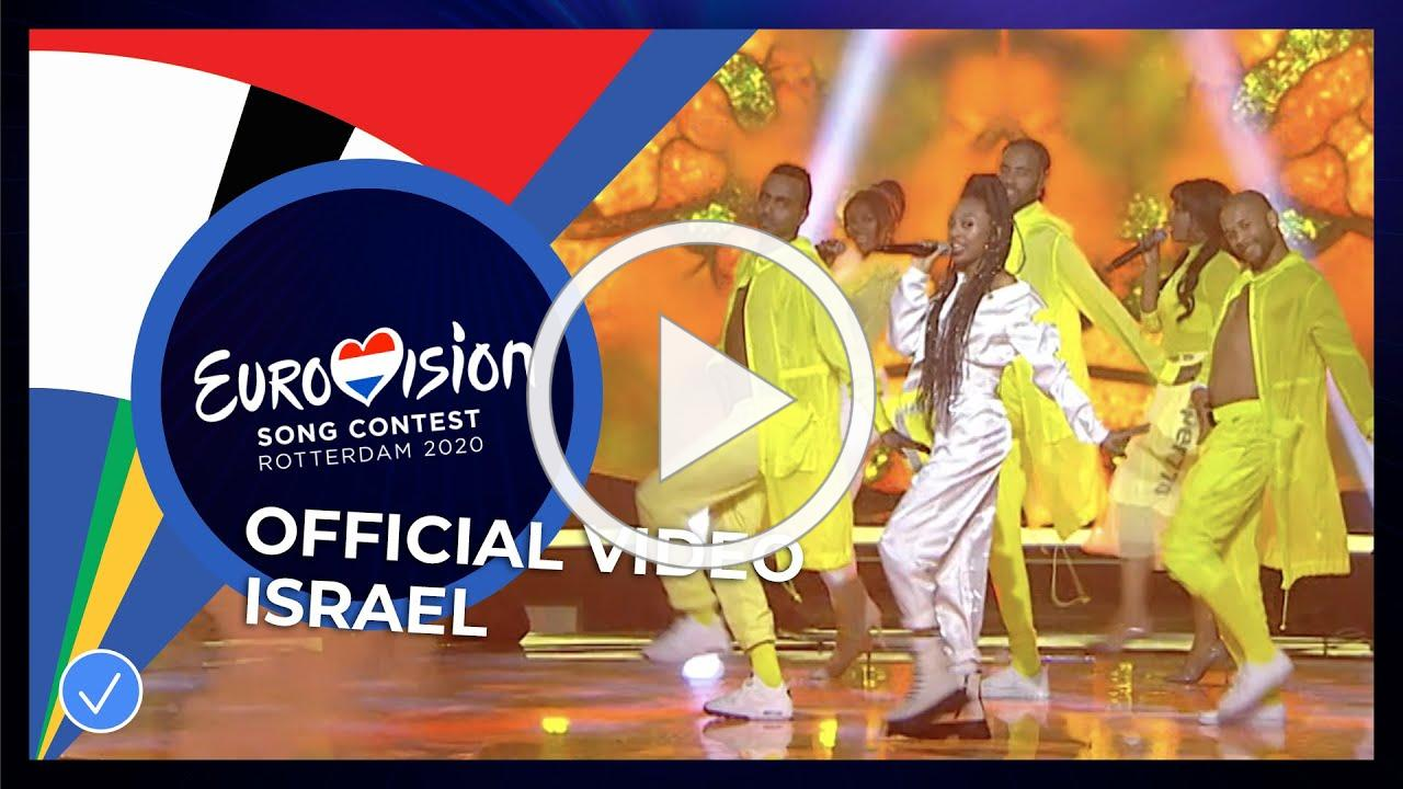 Eden Alene - Feker Libi - Israel ���� - Official Video - Eurovision 2020