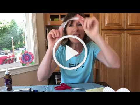 New Hope Afterschool presents Paper Plate Flower