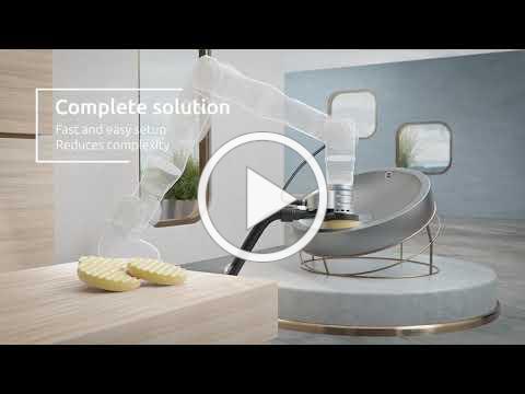 OnRobot Sander Product Video