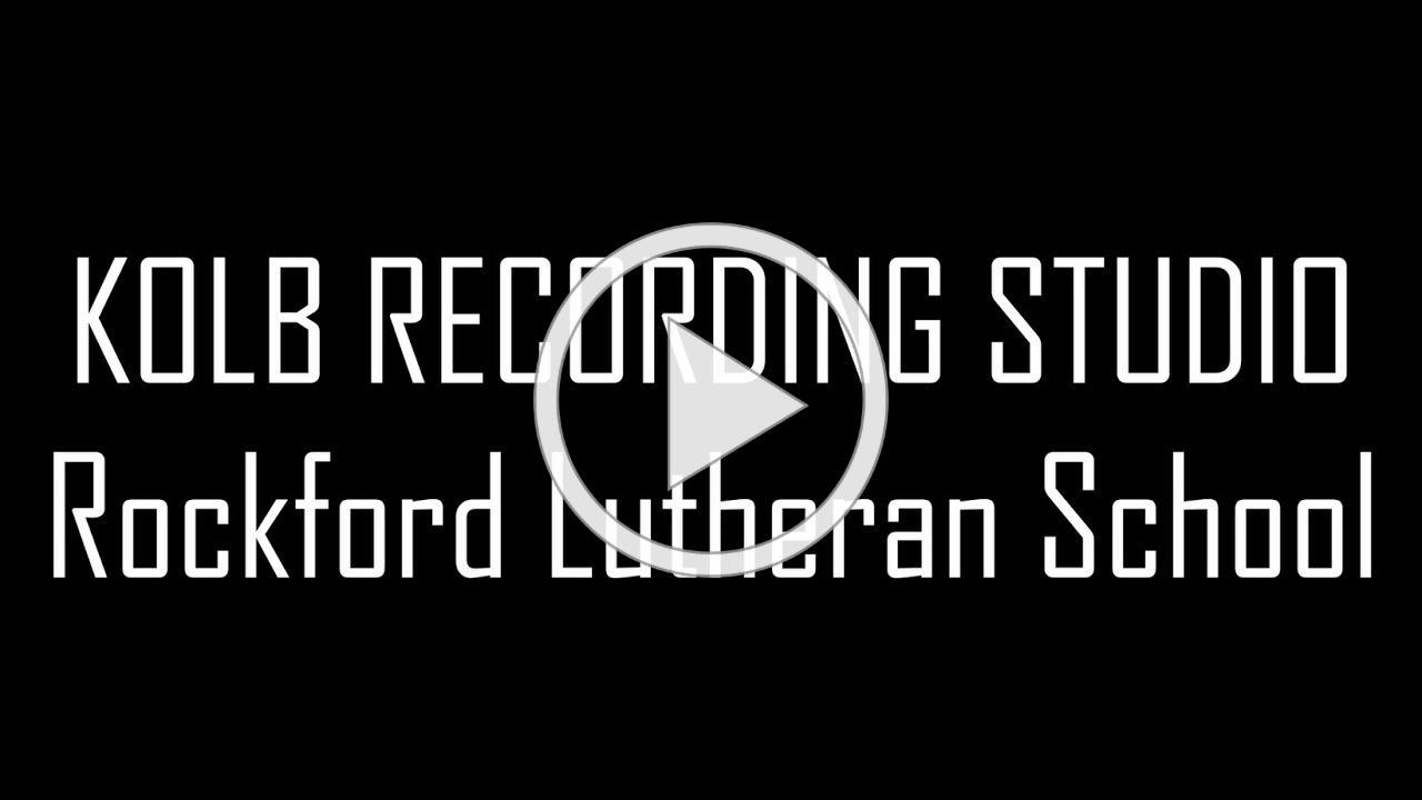 Kolb Recording Studio Promo