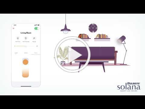 Adjust Color Temperature Bulbrite Solana