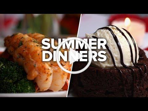 Summer Dinners For Two
