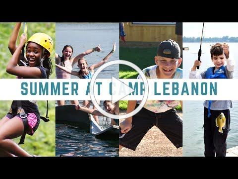 Summer Youth Camp @ Camp Lebanon!
