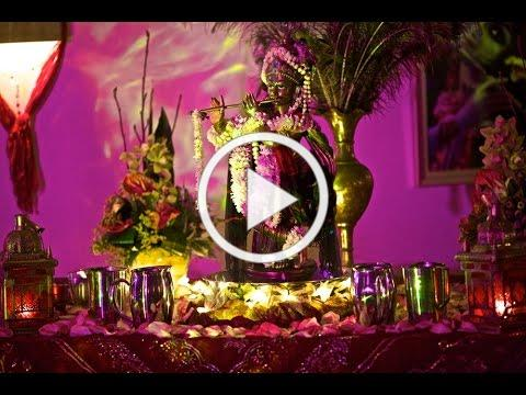 Sri Krishna Janmastami Worldwide Festival The Mantra Room West End 2015