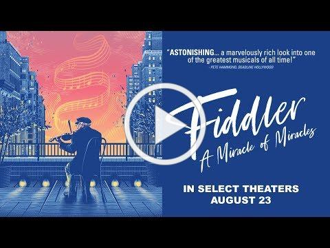Fiddler: A Miracle of Miracles | Official Trailer