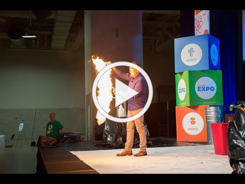 Hands-on, High-Energy Science From TV's DIY Sci Host Steve Spangler