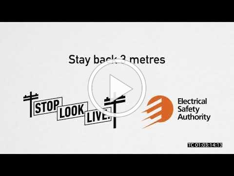Electrical safety: VO by Rory O'Shea