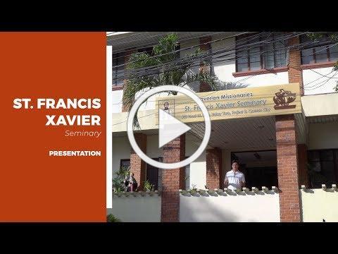 St Francis Xavier Seminary - Presentation