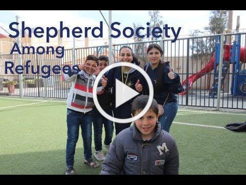 Shepherd Society among Refugees