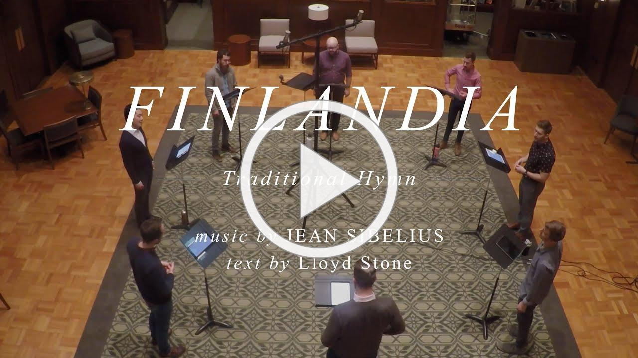 """Finlandia"" by Jean Sibelius -- Cantus"