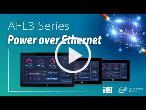 Introducing the AFL3 Touch Panel PC Series with PoE Support|Product Introduction