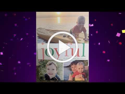 Sugar River Family Holiday Video Card 2020
