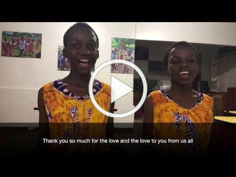 2019 Imani Milele Choir Message