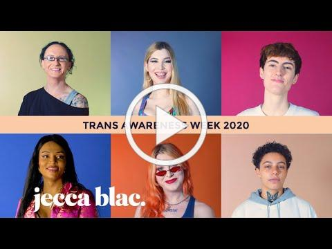 TRANS AWARENESS WEEK 2020 || #WithJeccaBlac