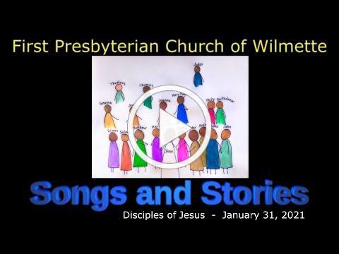 FPCW SaS - Disciples of Jesus