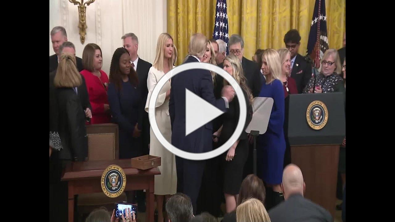 White House human trafficking summit
