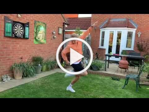 Dance For Hope: Michael Flatley's Lord of the Dance Dances WARLORDS at Home (FULL)