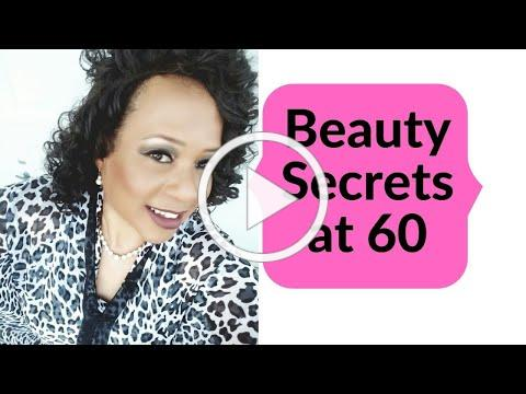 Cathy Harris Beauty Secrets At 60 Years Old