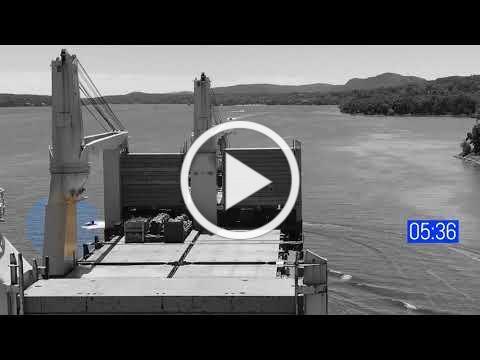 Jet Ski Dangerously Crosses In Front Of Carrier Ship | BoatUS