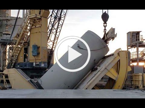 Thompson Pipe Group Reinforced Concrete Microtunneling Pipe