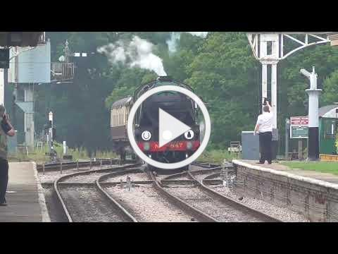 Bluebell Railway | 17th August 2019