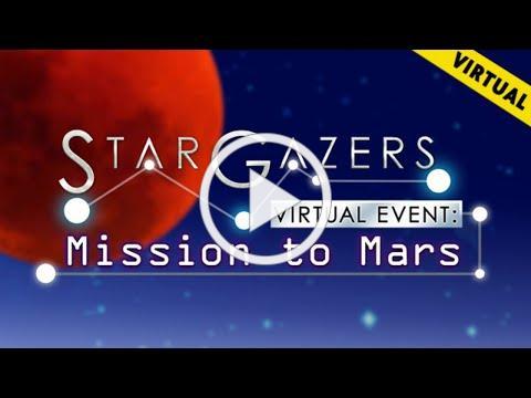 Star Gazers | Mission to Mars