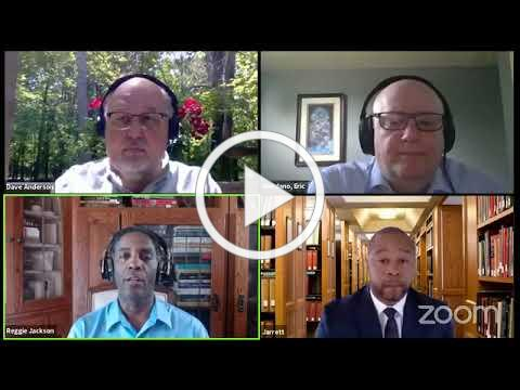 Two Bald Guys - Episode #6 Being Black in America with Reggie Jackson and Jarrett Adams