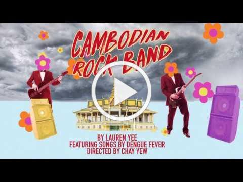 "The Music and Inspiration for ""Cambodian Rock Band"""