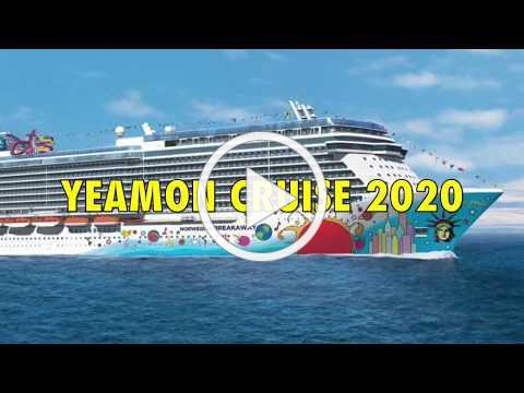 Yeamon Cruise 2020 Promo!