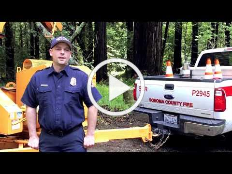 Sonoma County Curbside Chipper Program