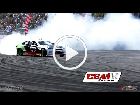 CBM Motorsports, ARK Performance, Odi Bakchis Formula Drift 2015 Streets of Long Beach