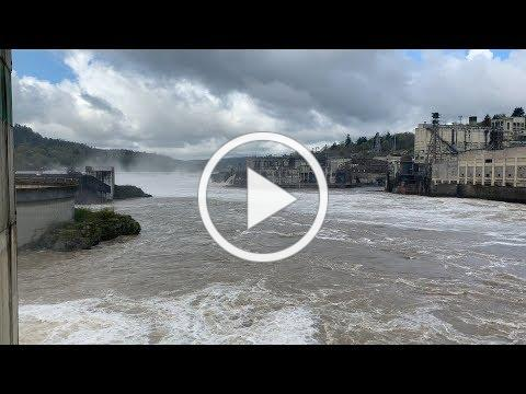 Willamette Falls Legacy Project Tour in 2 Minutes