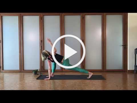 Black Mountain Yoga On Demand: Slow Flow Teaser