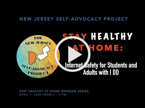Internet Safety for Students and Adults with I DD