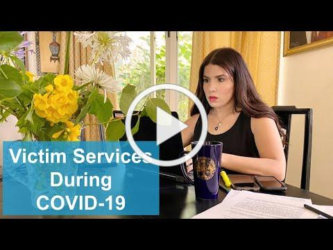 Supporting Crime Victims During COVID-19