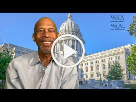 Kareem Abdul-Jabbar Supports Wisconsin Long-Term Care Providers