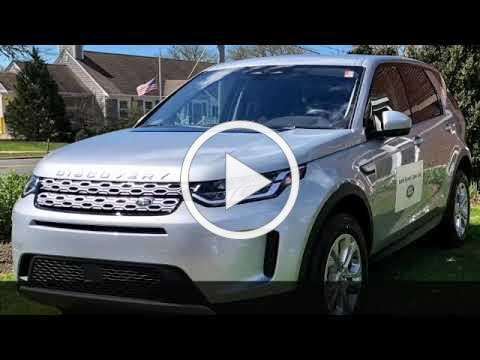 Win a Land Rover Discovery Sport in support of the Osterville Village Library Annual Car Raffle