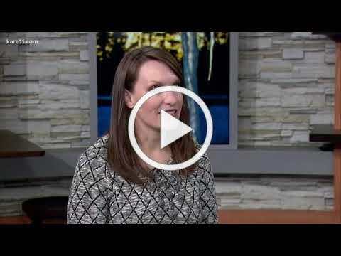 Kelly Pedersen on KARE 11 News I January 3, 2019