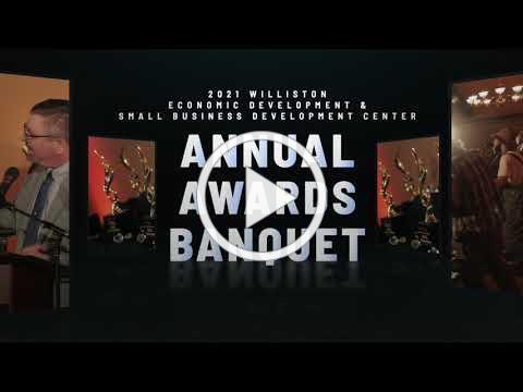 WED/SBDC 2021 Awards Banquet Highlights
