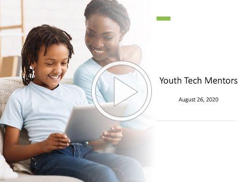 Youth Tech Mentors Bridge Schools and Families - IDRA Webinar